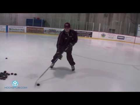 Practice Your Snap Shot: Hockey Shooting