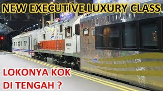 Video PERDANA NEW Kereta Executive Luxury Sleeper ke Surabaya, Lokonya Kejepit! MP3, 3GP, MP4, WEBM, AVI, FLV Juni 2018