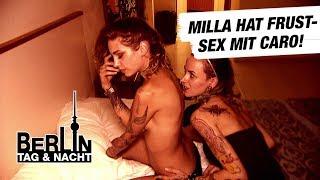 Berlin - Tag & Nacht - Milla schläft mit Caro! #1405 - RTL II
