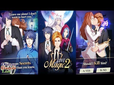 Otome Game: Love Magic Episode 2, Chapter 1 Android Gameplay
