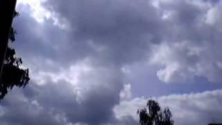 13.5.2011 Timelapse Video ZEITRAFFER Voerde Himmel Sky CHEMTRAILS Haarp