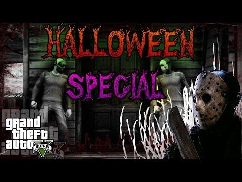 Auto - Grand Theft Auto 5 Halloween Special! ▻ Twitter: https://twitter.com/noughtpointfour.