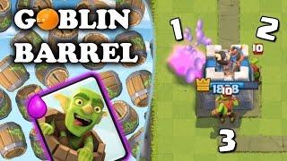 Video How to Counter Goblin Barrel | Clash Royale MP3, 3GP, MP4, WEBM, AVI, FLV Oktober 2017