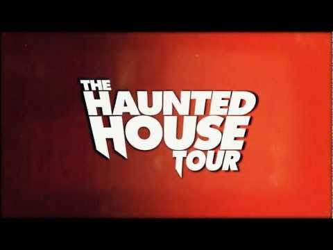 Earstorm Records Presents The Haunted House Tour