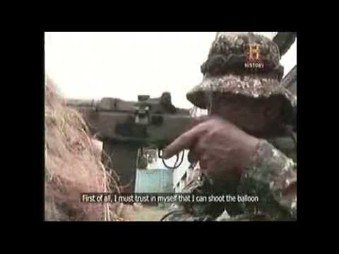 Philippine Marine Scout Sniper Confidence Firing Ft. MSSR