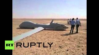 Iraq: US Predator drone worth millions crashes in Samawa