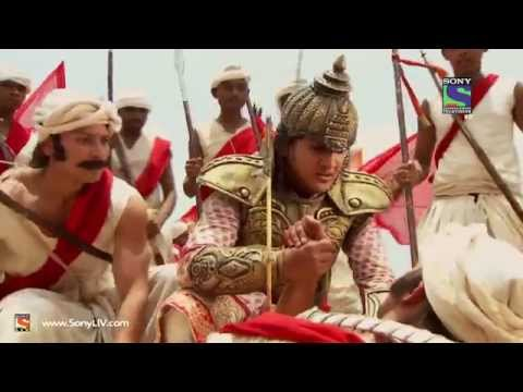 30th - Ep 233 - Maharana Pratap - Mahayudh has begun between Marwar's King Raja Maldev Singh and Mewar's King Rana Udaysingh. Acharya Raghvendraji fights with Rawat...