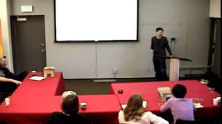 Annenberg Research Seminar - Tom Novak, Visiting Scholar