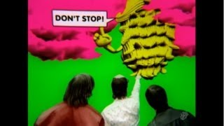 Don't Stop The Rolling Stones
