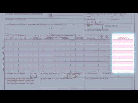 photo regarding Cms 1500 Form Printable identified as CMS 1500 Sort - Thorough and Indication On-line Printable Template