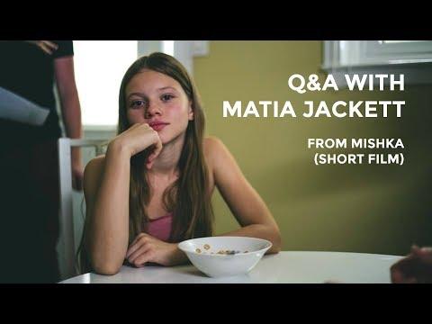 Video MISHKA (short film) Q&A video with Matia Jackett download in MP3, 3GP, MP4, WEBM, AVI, FLV January 2017