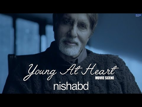 Young At Heart | Nishabd | Movie Scene | Amitabh Bachchan, Jiah Khan | Ram Gopal Varma