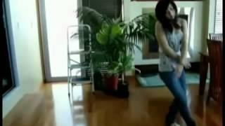 Em Gái Dáng Đẹp Nhảy Hay Rất Phong Cách