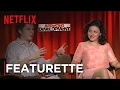 Arrested Development | Q&A with Jason Bateman, Michael Cera & Alia Shawkat | Netflix