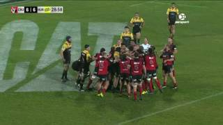 Crusaders v Hurricanes Rd.12 Super Rugby Video Highlights 2017