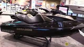 4. 2016 Sea Doo GTX 155 Jet Ski - Walkaround - 2016 Toronto Boat Show