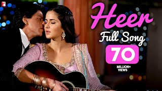 Video Heer - Full Song - Jab Tak Hai Jaan MP3, 3GP, MP4, WEBM, AVI, FLV Agustus 2018
