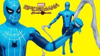 Video High Tech Kostümlü Örümcek Adam Spiderman   Oyuncak Oynuyorum   Süper Oyuncaklar MP3, 3GP, MP4, WEBM, AVI, FLV November 2017