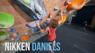 Ruthless Redpoints - With Nikken Daniels by Eric Karlsson Bouldering