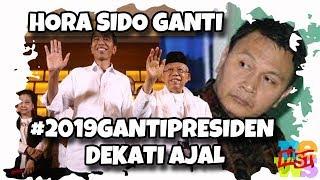 """Video Tagar """"2019GantiPresiden"""" Semakin Mendekati Aj4l, karena Presiden Ora Sido Ganti! MP3, 3GP, MP4, WEBM, AVI, FLV April 2019"""