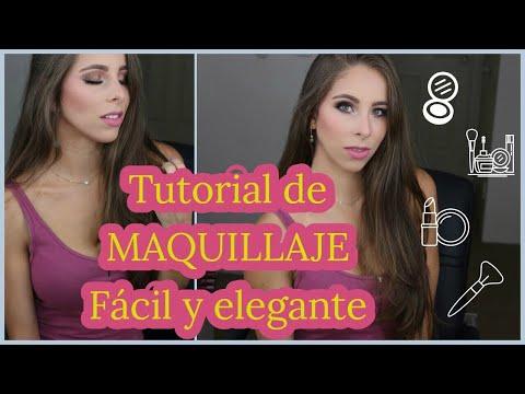 Modelos de uñas - Tutorial de MAQUILLAJE - Fácil y Elegante