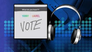 "Video ""Yanny"" vs. ""laurel"" debate tearing America apart MP3, 3GP, MP4, WEBM, AVI, FLV Oktober 2018"