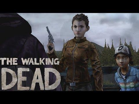 Jane the Loner - The Walking Dead - Season Two - Part 11