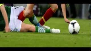 EM 2012: Die besten Szenen des Andres Iniesta