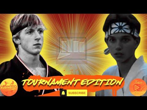 "Cobra Kai Season 4 Trailer: ""Tournament Edition"" (Fan Made)"