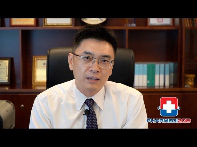 PHARMEDI 2019: Taiwanese businesses