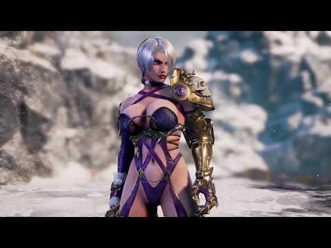 Soul Calibur VI - présentation d'Ivy