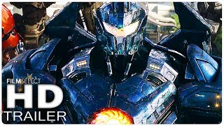 Video PACIFIC RIM 2 Trailer (Extended) 2018 MP3, 3GP, MP4, WEBM, AVI, FLV Oktober 2017