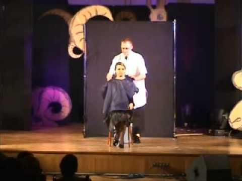 Kabaret Stado Umtata - Fryzjer