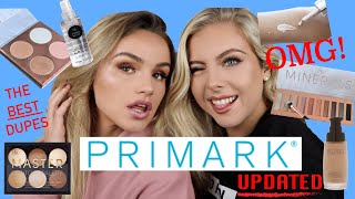 Video REVIEWING NEW PRIMARK MAKEUP | WE'VE FOUND NEW HOLY GRAILS! | SYD AND ELL MP3, 3GP, MP4, WEBM, AVI, FLV Maret 2018