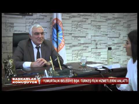 Belediye Başkanımız Çukurovatürk Tv Röportajı