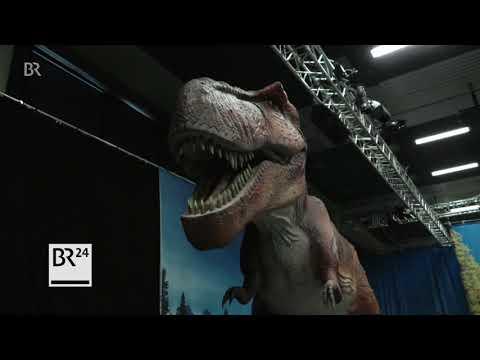 Dino World – Größte Dino-Ausstellung Deutschlands in  ...