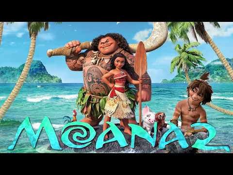 MOANA 2 THE LOST ISLAND Unofficial TRAILER fanmade | NAHUDA