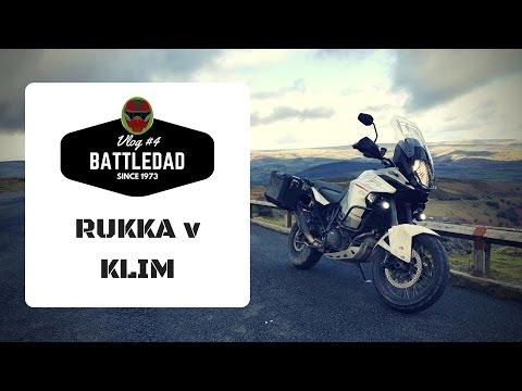 Vlog #4 : Rukka v Klim gear