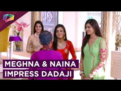 Meghna & Naina Impress Dadaji | Swabhimaan |