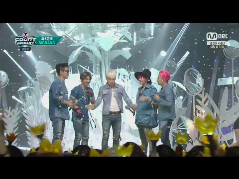 BIGBANG - 'WE LIKE 2 PARTY' 0604 M COUNTDOWN