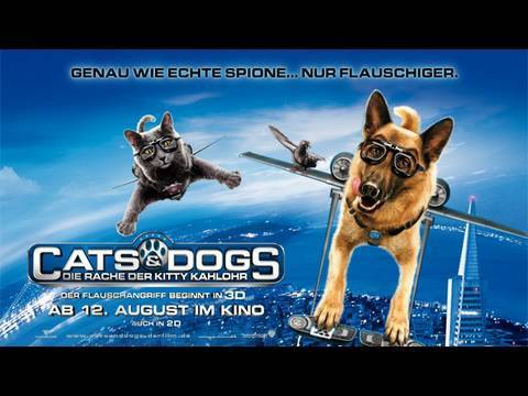 Cats & Dogs - Die Rache der Kitty Kahlohr Trailer deutsch HD