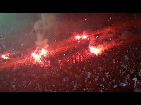 NACIONAL vs penarol super copa 2018 - La Banda del Parque - Nacional