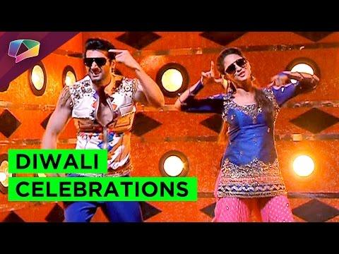 Zee TV Diwali celebrations