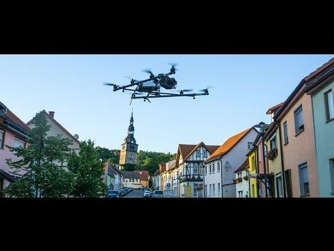 UAV- / Drohneninspektion zum Denkmalschutz.