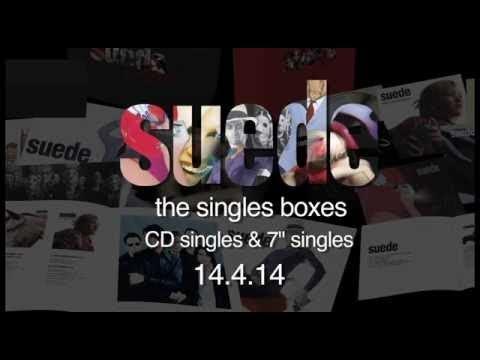 Suede - Singles Box Sets Trailer