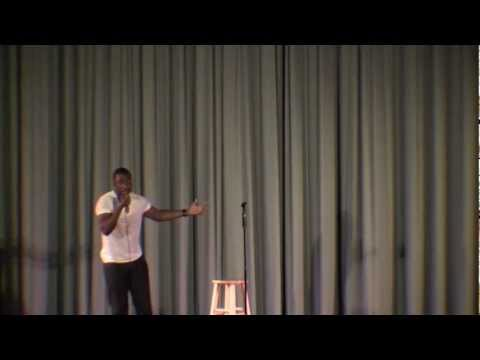 Jay Pharoah New Standup clips 2012