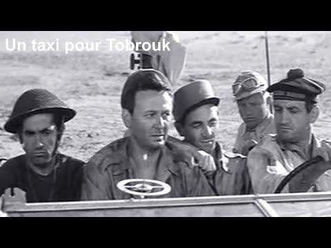 Un taxi pour Tobrouk 1961 - Casting du film réalisé par Denys de la Patellière