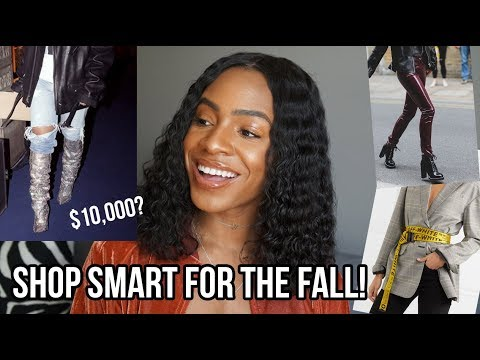 5 Ways to Transition Your Closet to Fall Without Going Broke! ▸ VICKYLOGAN видео