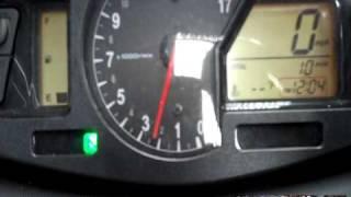 8. 2009 Honda CBR600RR
