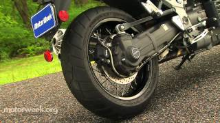 8. Two Wheelin': 2012 Moto Guzzi Griso 8V SE